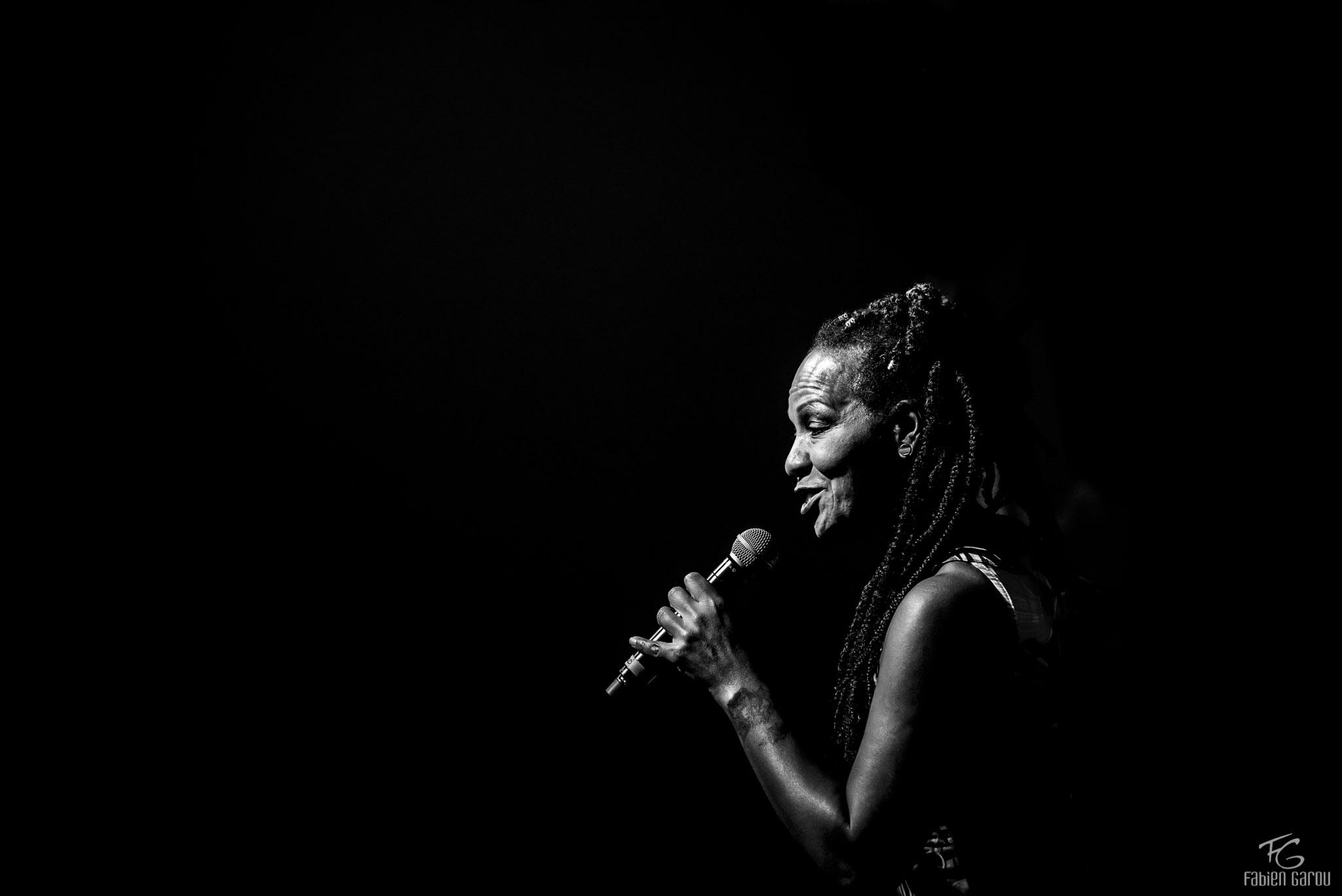 Lisa Simone - Fabien Garou Photographie