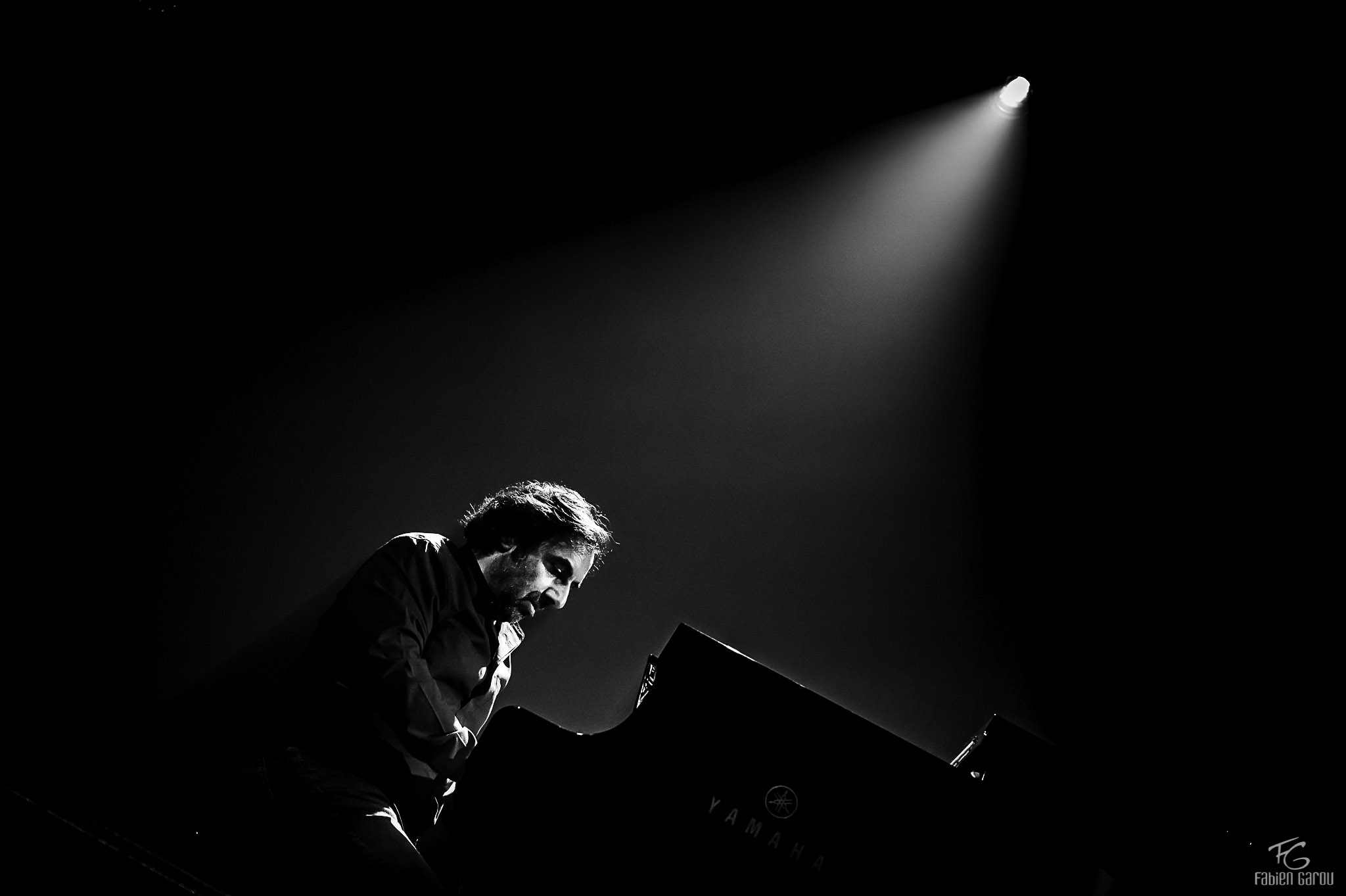 André Manoukian - Jazz en Touraine 2020 - Fabien Garou Photographie