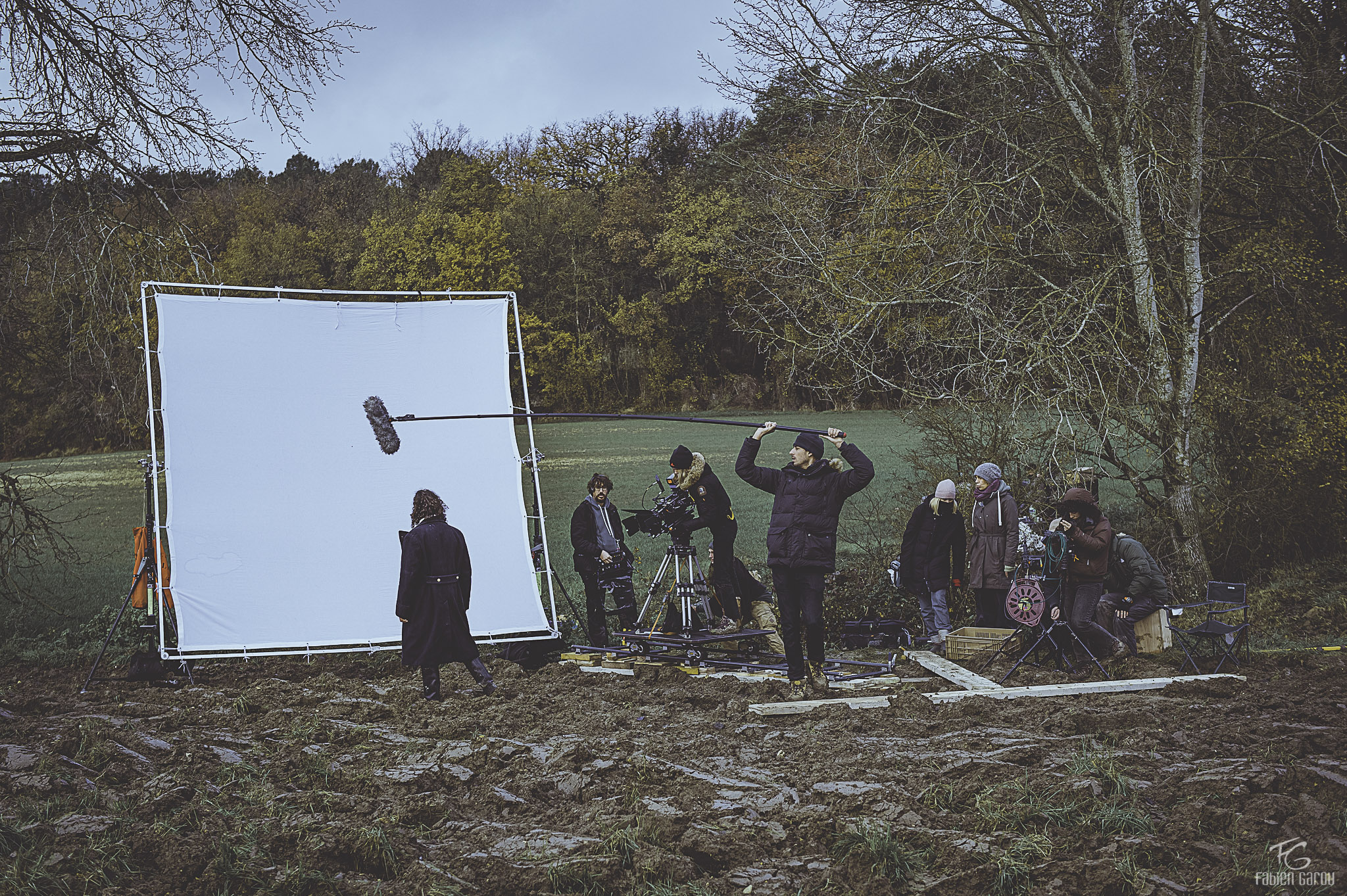tournage - Fabien Garou Photographie